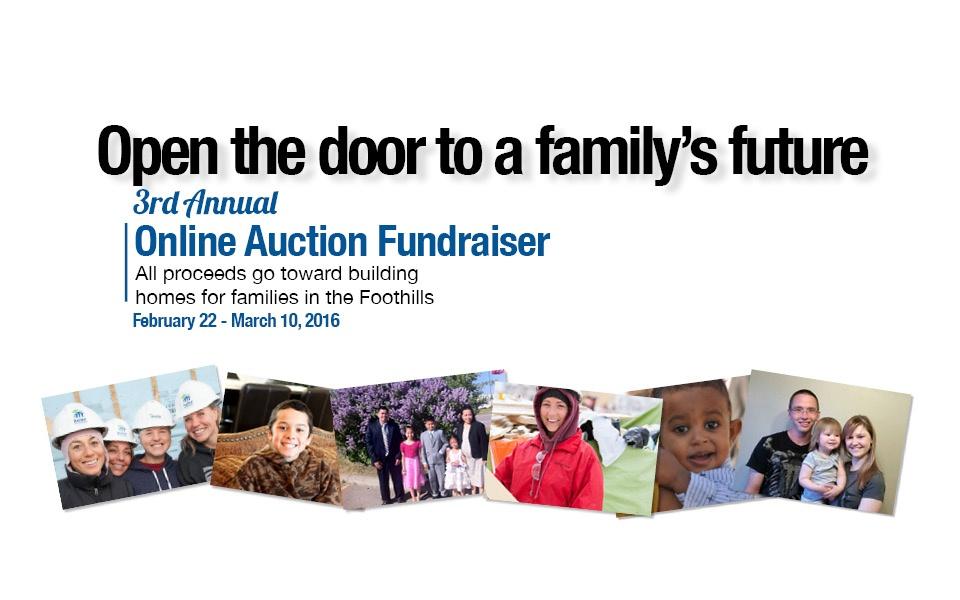 Online Auction Website Feature Image