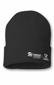 Toque Mockup (Black)