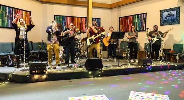 Naked Faith Band at Building Sacred Bridges in support of Habitat for Humanity