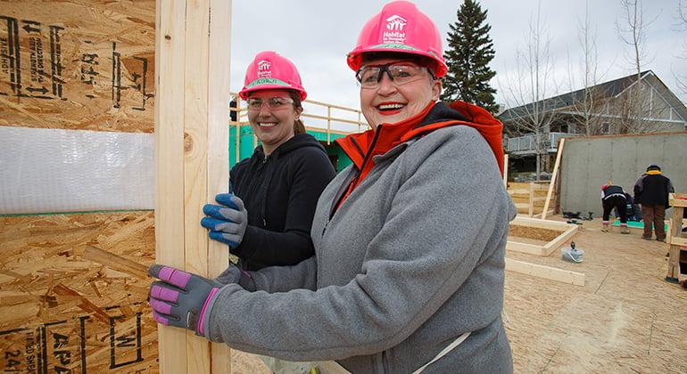 Women Build ladies 1