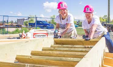 Featured Event: Women Build