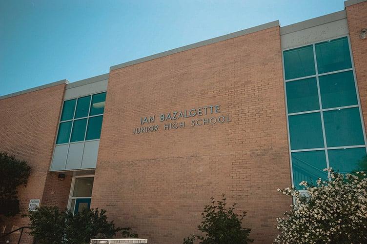 Ian Bazalgette School