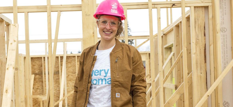 Women Build launch event