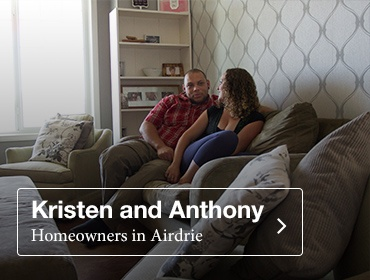 Kristen and Anthony's Story