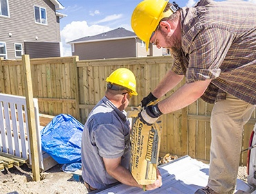 interfaith build project