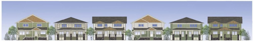 Pineridge Development Concepts - Streetscape