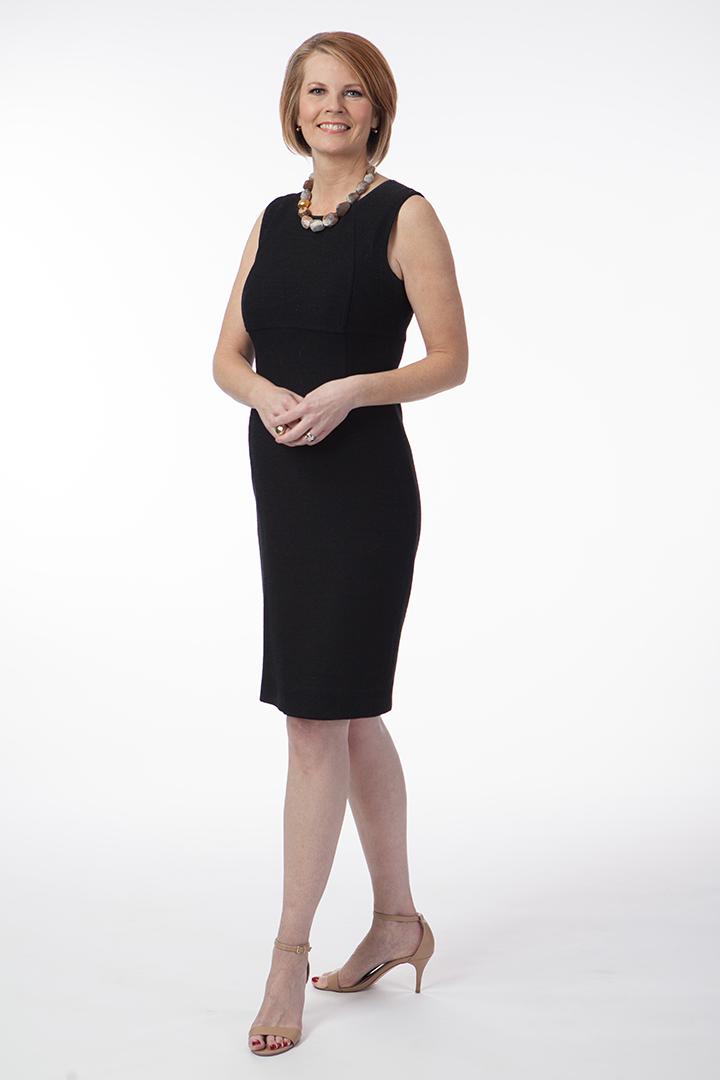 Tara Nelson - CTV News anchor, Women Build Ambassador