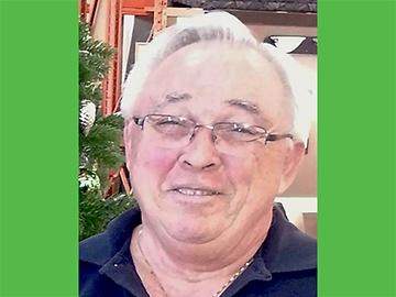 Volunteer Spotlight Dennis Scott